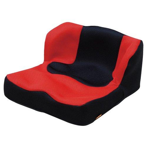 座位保持クッション LAPS(ラップス) / TC-L01-RE レッド