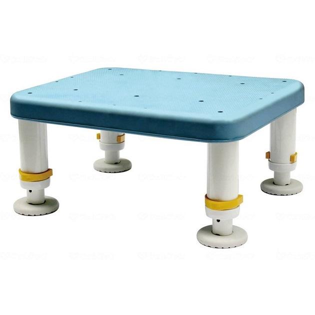 ダイヤタッチ浴槽台 レギュラーサイズ ブルー 10-15