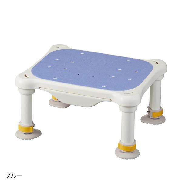 軽量浴槽台 すべり止めシートタイプ ミニ 12-20 / 536-571 ブルー