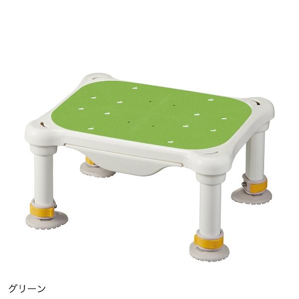 軽量浴槽台 すべり止めシートタイプ ミニ 16-26 / 536-577 グリーン