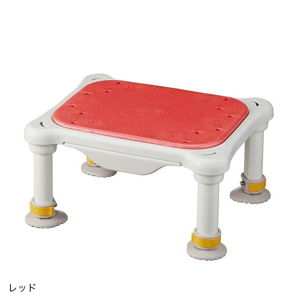 軽量浴槽台 ソフトクッションタイプ ミニ 12-20 / 536-580 レッド