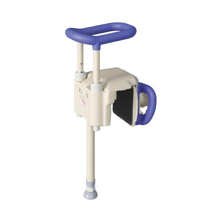 ユニットバス対応浴槽手すり UST-130UB / 536-631 ブルー