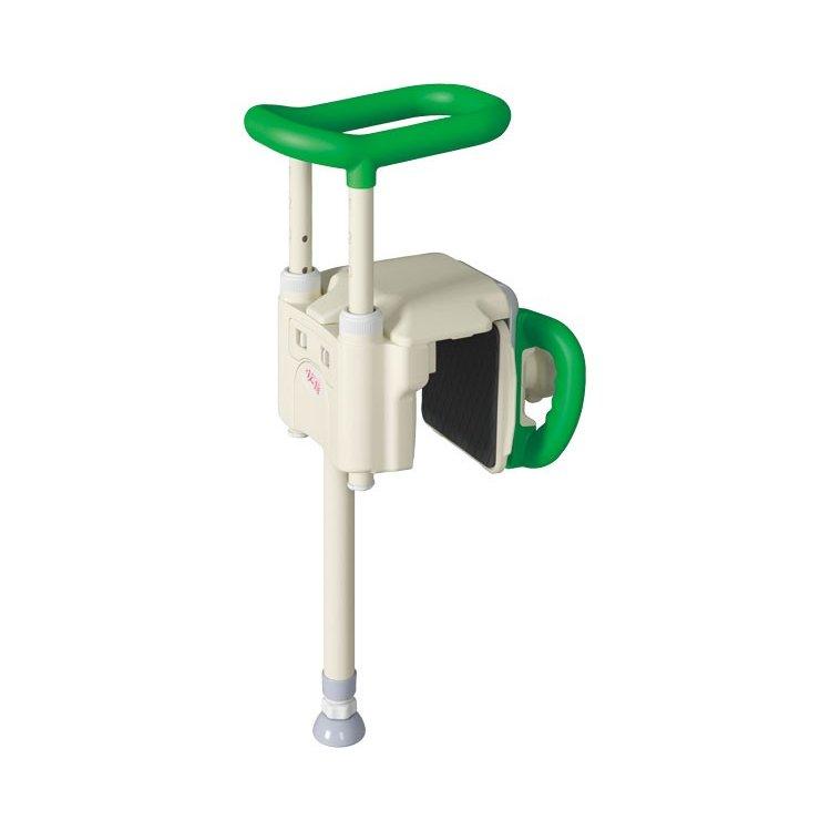 ユニットバス対応浴槽手すり UST-130UB / 536-632 グリーン