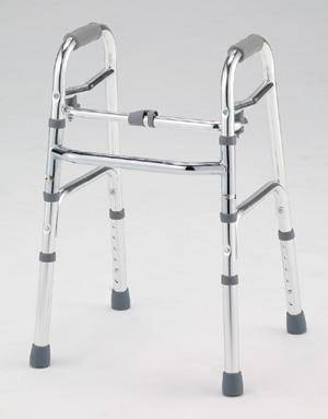 【星光医療器製作所】 歩行器 アルコー10型 超小型・軽量