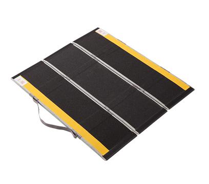 折りたたみ式軽量スロープ デクパック M.P. 長さ87.5cm JANコード: 4958519412004