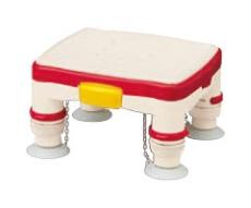 安寿 高さ調節付浴槽台Rミニ(ソフトクッション)