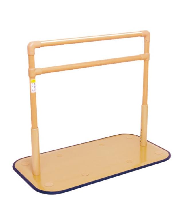 直営ストア 置くだけの簡単設置 オンライン限定商品 ベッドからの起き上がり ソファからの立ち上がりをサポートする置くだけ手すり マツ六 040-3604 たよレール BZ-N04