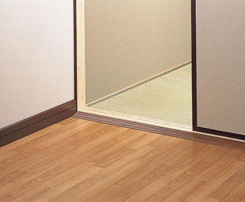 段差解消スロープ(長尺タイプ)2本1組(幅9cm×長さ200cm×高さ2.5cm)