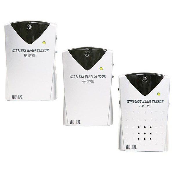 ワイヤレスビーム式徘徊離床感知器(ADX-540HO)