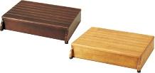木製玄関台 60W-40-1段
