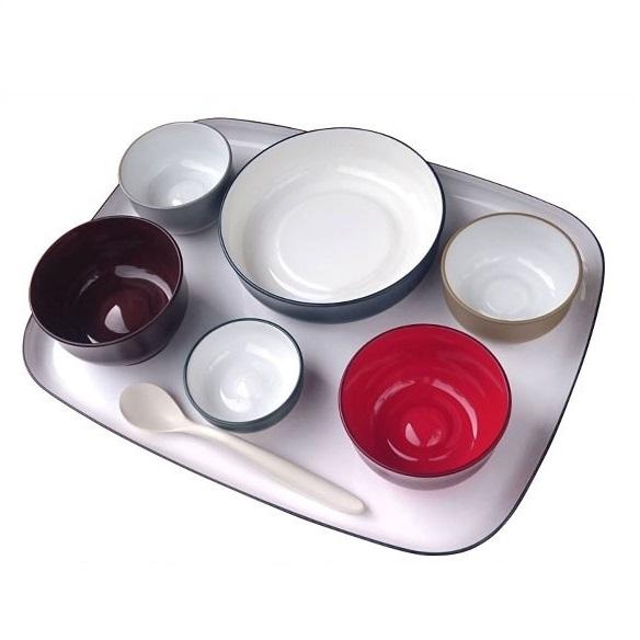 五感で楽しむ自立支援食器IROHA フルセット