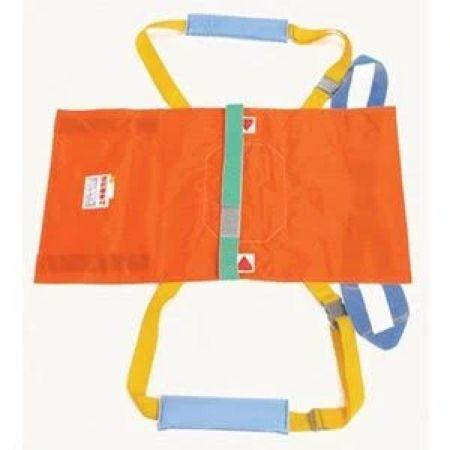 救護担架(座位保持出できる方搬送用)【松岡】SB-90A