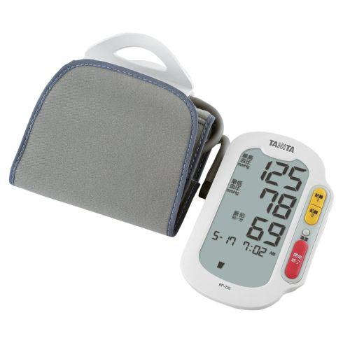 タニタ上腕式血圧計【タニタ】BP-223