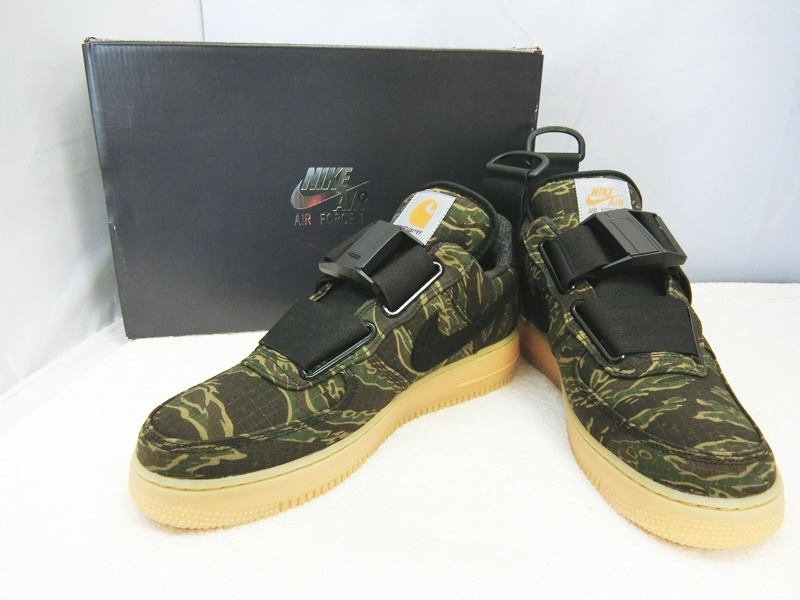 look for exclusive shoes detailed look kaihou-sanin: NIKE X carhartt AIR FORCE 1 UT LOW PRM WIP air force ...