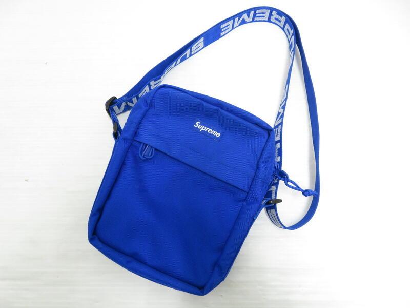 【中古】 Supreme 2018SS Shoulder Bag シュプリーム 2018年春夏 ショルダーバッグ【メンズ】【鞄】【鳥取店】