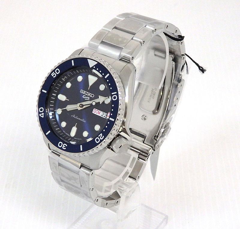 使い勝手の良い gzf-200430001002 新品 SEIKO 5 セイコー スポーツ 腕時計 並行輸入品 SRPD51 自動巻き 米子店 セール 登場から人気沸騰