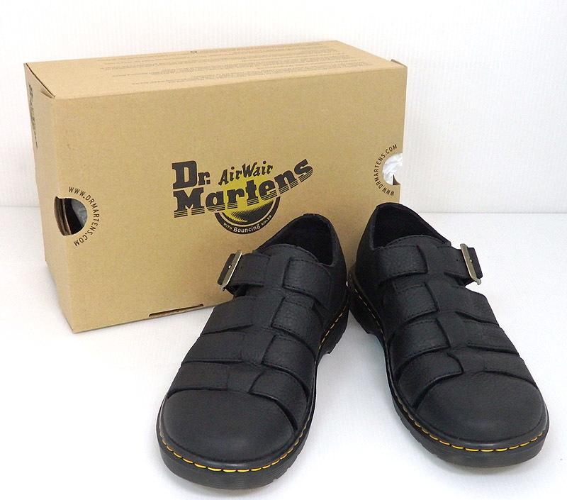 半額 gmf-200421001001 中古 美品 Dr.Martens FENTON サイズ:US8 26cm シューズ 23327001 ドクターマーチン 米子店 フェントン 靴 サンダル 出色