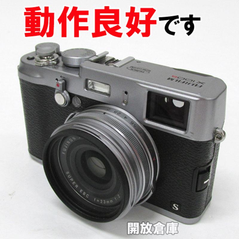 【中古】 FUJIFILM FX-X100S 【デジタルカメラ X100S】【製造番号 : 34000705】【デジタルカメラ】【山城店】