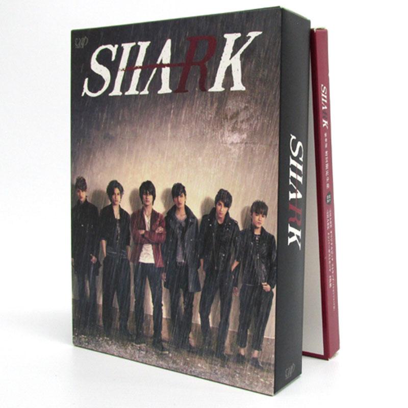 【中古】《DVD》SHARK DVD-BOX(初回限定生産豪華版) /男性アイドルDVD【CD部門】【山城店】