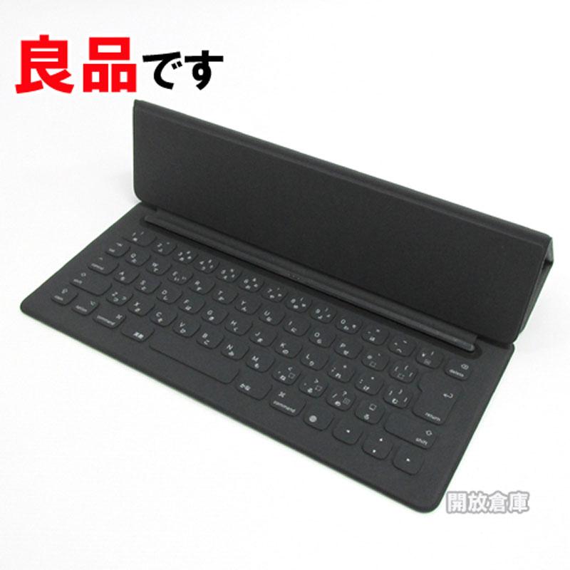 【中古】 Apple MNKT2J/A 【iPad Pro用 スマートキーボード】【製造番号 : DQDWR170JYLQ】【山城店】