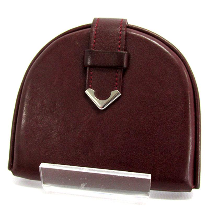 8e3857f54132 【中古】Cartier カルティエ マストライン コインケース《財布/サイフ/ウォレット》