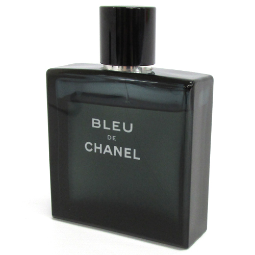 【中古雑貨】CHANEL シャネル BLEU DE CHANEL ブルードゥ シャネル EDT 100ml 《USED香水》【山城店】