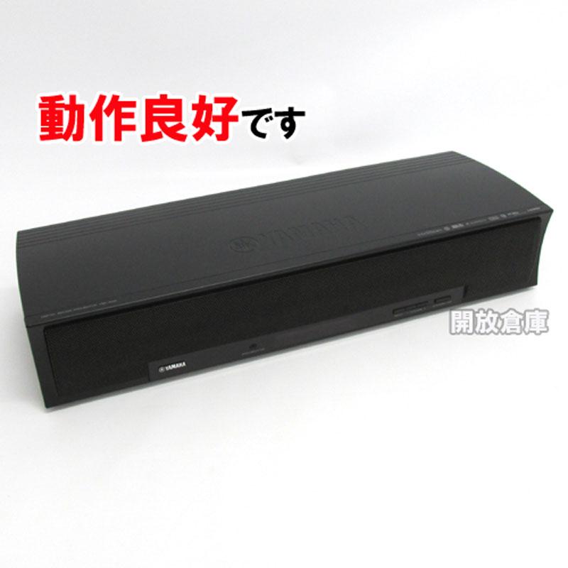 【中古】 YAMAHA ヤマハ YSP-600(B) 【YSPシリーズ デジタルサウンド スピーカー ブラック】【製造番号 : Y277500PR】【山城店】