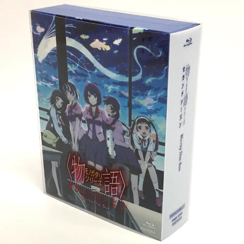 【中古】《Blu-ray》物語シリーズ セカンドシーズンBlu-ray Disc BOX(完全生産限定版)【DVD部門】【山城店】