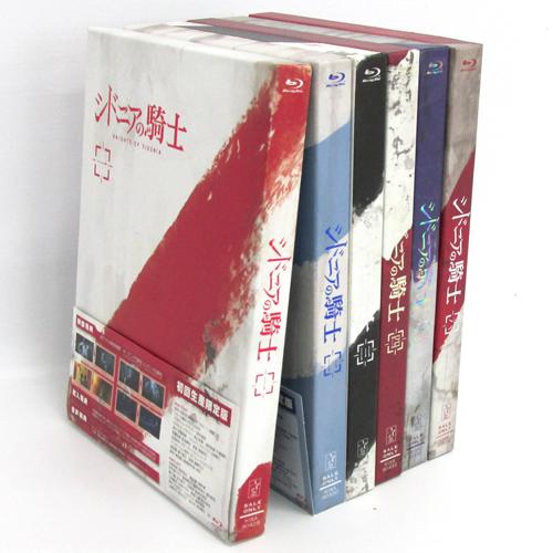 【中古】《Blu-ray》シドニアの騎士(初回生産限定版) 全6巻セット/アニメ【DVD部門】【山城店】