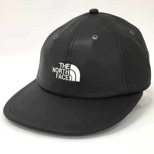 【中古】Supreme×THE NORTH FACE シュプリーム×ザ・ノースフェイス Leather 6-Panel レザー 6 パネル/帽子【メンズ古着】【山城店】