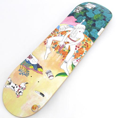 【中古雑貨】Supreme シュプリームBedroom skateboards