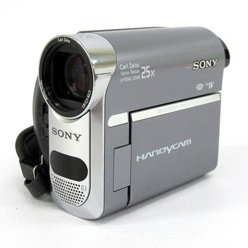 【中古】SONY ソニー DCR-HC62 【デジタルビデオカメラレコーダー】【製造番号 : 34607】【山城店】