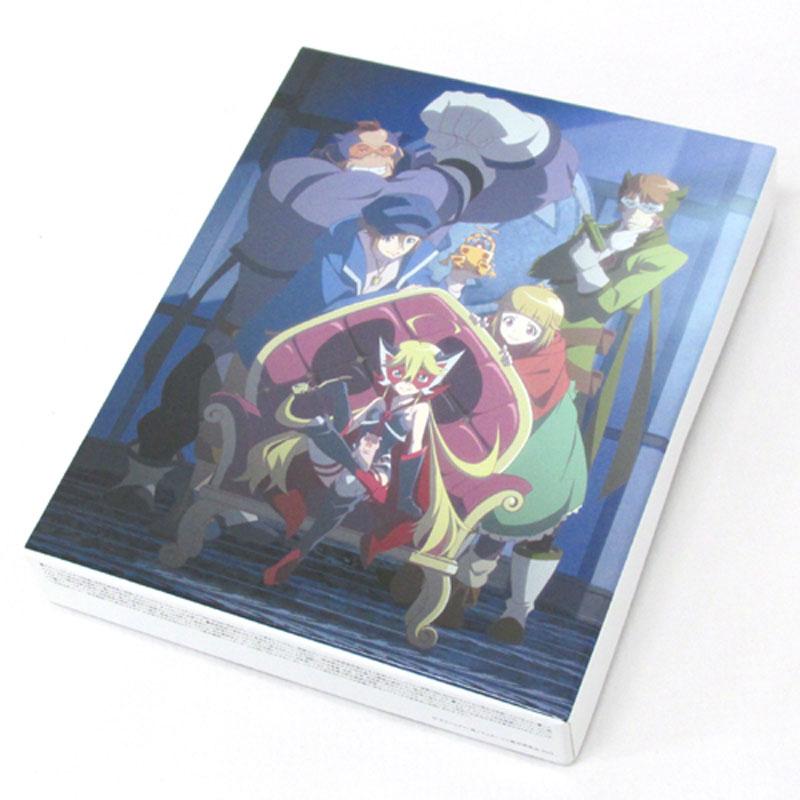 中古 《Blu-ray》 TVアニメ 夜ノヤッターマン 35%OFF Blu-ray BOX 山城店 アニメ オンライン限定商品 DVD部門