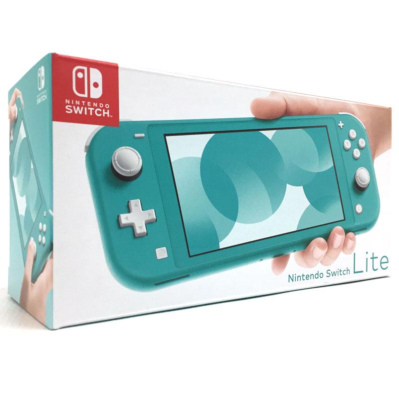 【中古】任天堂 ニンテンドースイッチ ライト Nintendo Switch Lite ターコイズ【Nintendo Switch 本体】【スイッチ 本体】【ゲーム】【山城店】