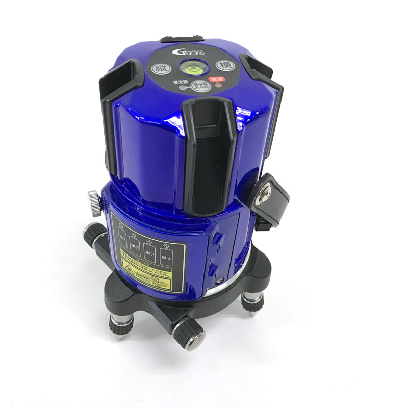 【中古】テクノ販売 レーザー墨出し機 LTK-M410A 【電動工具】【DIY】【山城店】