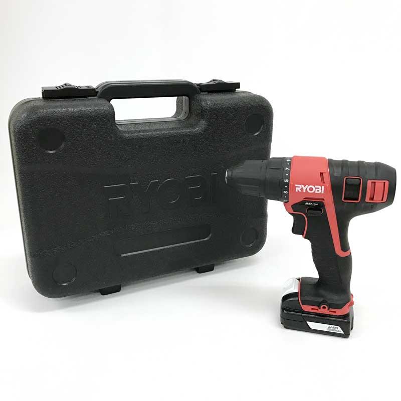 BD-1110L1 【電動工具】【DIY】【山城店】 【中古】RYOBI 充電式ドライバドリル