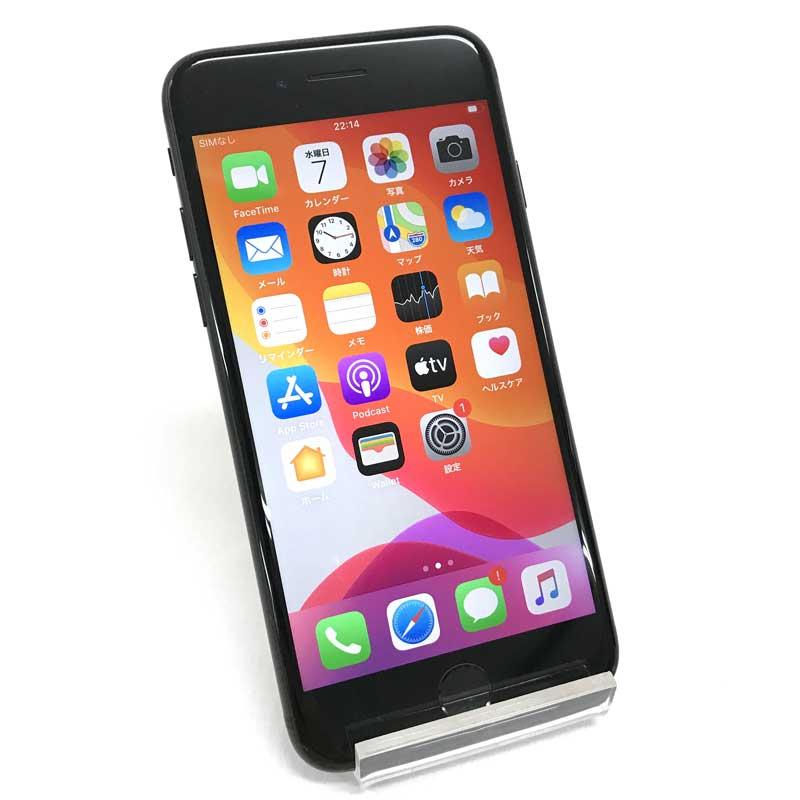 Apple ブラック【白ロム】【353835081770184】【利用制限: MNCE2J/A 32GB ○】【iOS 13.5.1】【スマホ】【山城店】 Softbank 【中古】 iPhone7