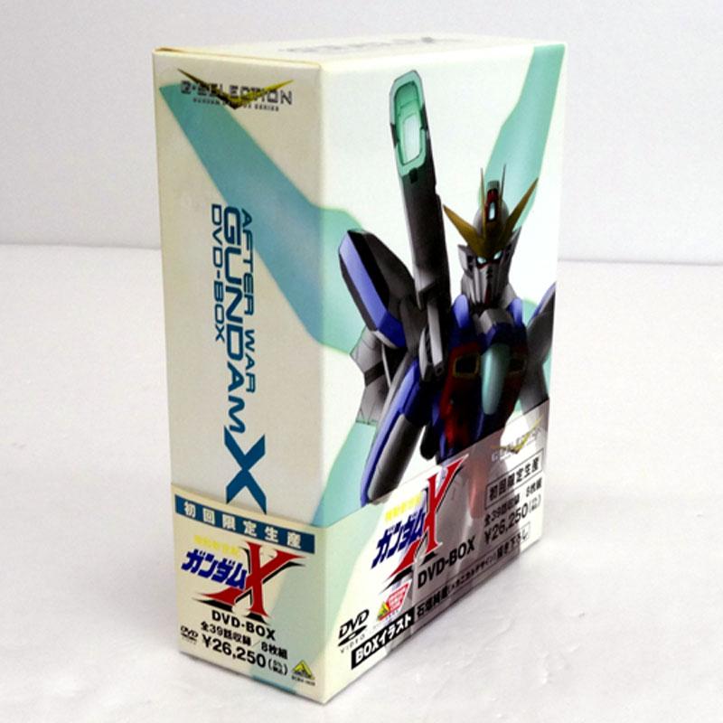 【中古】《帯付き》《DVD》機動新世紀ガンダムX/アニメ【山城店】