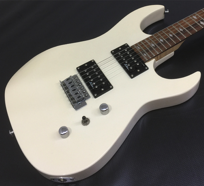 【中古】B.C.RICH ビー・シー・リッチ ASM1 ホワイト 白【楽器/エレキギター/ボルトオン】【山城店】【大型180サイズ】