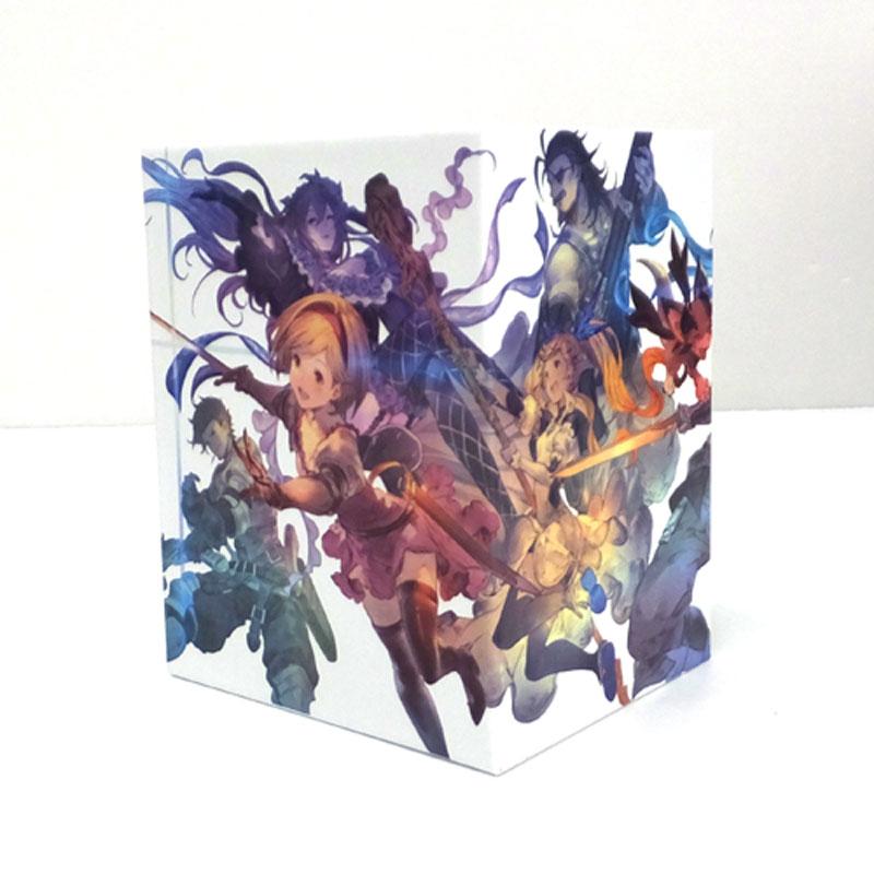 【中古】GRANBLUE FANTASY The Animation Blu-ray 全7巻セット 全巻収納BOX付き /アニメ ブルーレイ【山城店】