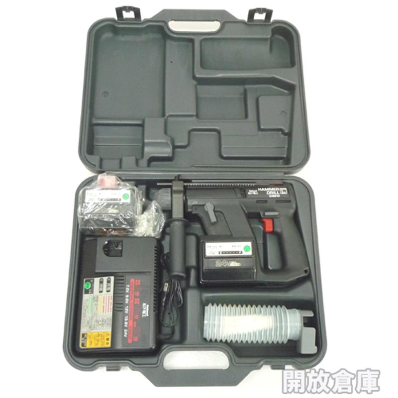 【中古】 National 充電式ハンマードリル EZ6812V15K 【電動工具】【DIY】【山城店】