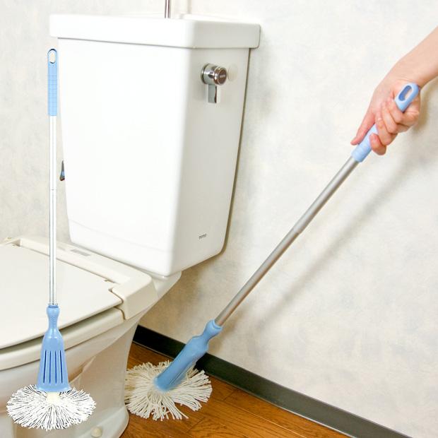 トイレモップ 水拭きモップ アズマ工業 有名な azuma アルミつなぎ柄PP包装 TKトイレモップ 内祝い メーカー公式店