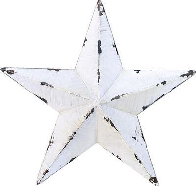 【楽天市場】 o。スター 星型ブリキオーナメント 【M 24cm ...