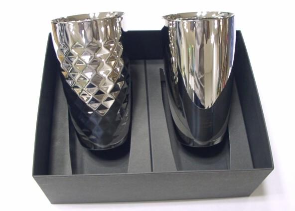 2個組最強セット 磨き屋シンジケートダイアモンド+2重タンブラーのセット370cc 【ギフト】