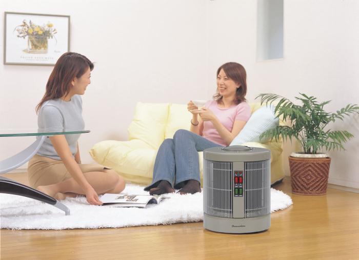 談話室1000型H保証3年間 遠赤外線 電気ストーブアールシーエス 群馬県