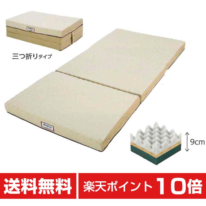 muatsu BASIC 敷きふとん ハード Sp-2 SDサイズ