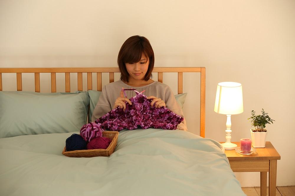 【エアリーで高級感のあるしなやかな肌触り】60ローンコットン 掛け布団カバー(クイーン210×210cm)【日本製】