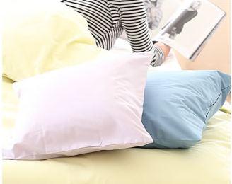 目に負担をかけない優しい色彩 快適な睡眠へと導く岩本繊維オリジナルの26色 スリーピングカラー 敷き布団カバー セミダブル125×215cm 日本製 形態安定加工 交換無料 お見舞い 綿100%