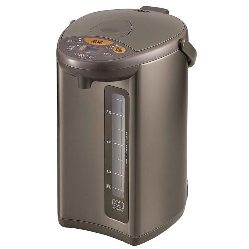 象印 マイコン沸とう電動ポット CD-WU40-TM 【ZOJIRUSHI 象印 電気ポット 電気魔法瓶 保温】
