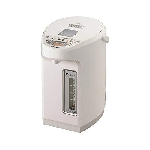 象印 マイコン沸とうVE電気まほうびん 3.0L ホワイトZOJIRUSHI 優湯生 CV-WB30-WA